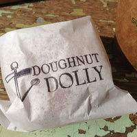 Photo taken at Doughnut Dolly by Joody P. on 3/2/2013