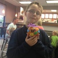 Photo taken at Chick-fil-A by Brandi C. on 10/2/2012