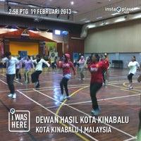 Photo taken at Dewan Hasil by Nur Fatin B. on 2/19/2013