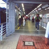 Photo taken at MIO Estacion Manzana del Saber by Mai  G. on 3/21/2013