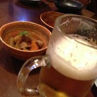 Photo taken at うなぎと和食 いとう by Tsuyoshi I. on 7/10/2013