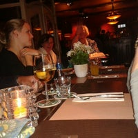 Photo taken at Stadsrestaurant by Demi R. on 10/13/2012