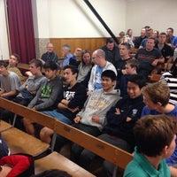 Photo taken at Epsom Girls Grammar School by John T. on 9/27/2014