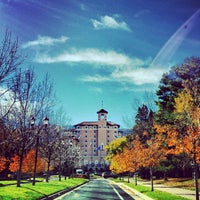 Photo taken at Broadmoor International Center by Matt M. on 10/23/2012