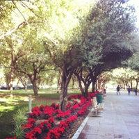 Photo taken at Parque Fundidora by Ángel C. on 11/9/2012
