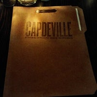 Photo taken at Capdeville by Richard L. on 2/20/2013