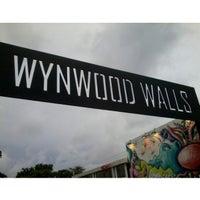 Photo taken at Wynwood Art Walk by Mafe O. on 7/21/2013