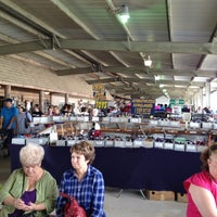 Photo taken at Larry's Old Time Trade Days by Michael F. on 11/10/2012