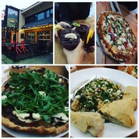 Photo taken at Rocky Mountain Flatbread Company by weenee c. on 3/27/2016