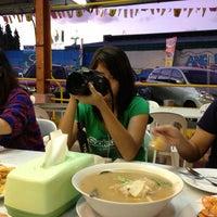Photo taken at Dampa Sa Libis by Marth Jessica B. on 2/17/2013