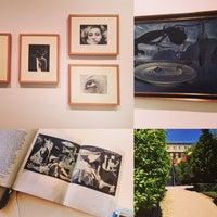 Photo taken at Restaurante-Café Arola ( Museo Reina Sofía ) by chibirashka k. on 5/30/2015
