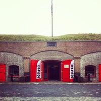 Photo taken at Fort Voordorp by Leonie W. on 9/24/2013