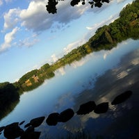 Photo taken at Parque Portugal - Lagoa do Taquaral by Anderson D. on 3/3/2013