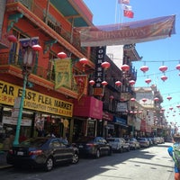 Photo taken at Chinatown by Ksenia on 6/2/2013