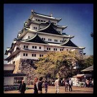 Photo taken at Nagoya Castle by gorobros on 10/20/2012
