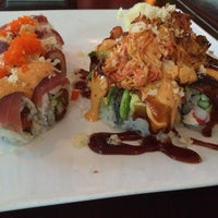 Photo taken at Zen Bistro Grill + Sushi by Lisa M. on 9/6/2014