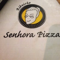 Photo taken at Senhora Pizza by Marisa G. on 4/6/2014