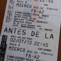 Photo taken at Showcase Cinemas by Leandro P. on 7/3/2013