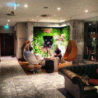 Photo taken at No.1 Traveller Lounge by Deniz T. on 7/13/2013