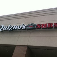 Photo taken at Quiznos by Gregg P. on 12/31/2013