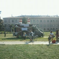 Photo taken at Piazzale della Pace by Roberto B. on 9/22/2012