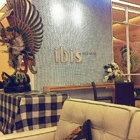 Photo taken at Ibis Hotels by Firstho A B T. on 10/2/2012