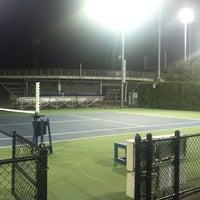 Photo taken at Court 12 - USTA Billie Jean King National Tennis Center by Joanna N. on 10/4/2013