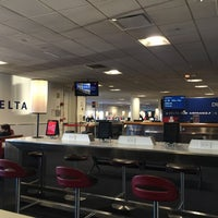 Photo taken at Gate D6 by Kelly M. on 1/31/2015