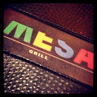 Photo taken at Mesa Grill by Kelly A. on 6/21/2013