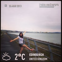 Photo taken at Waterfront Apartments Edinburgh by Little R. on 3/26/2013