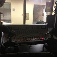Photo taken at KANM Student Radio by Jason JAY J. on 2/26/2013