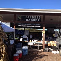 Photo taken at Meridian Township Farmer's Market by Aim N. on 10/13/2013