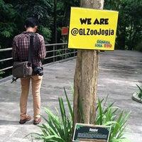 Photo taken at Kebun Binatang Gembira Loka by Alfie Sekar N. on 4/19/2013