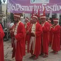 Photo taken at Стара скопска чаршија | Skopje Old Bazaar by Esra M. on 6/13/2014