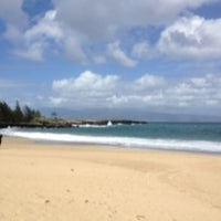 Photo taken at D.T. Fleming Beach Park by mukojima on 3/7/2013