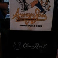 Photo taken at Average Joe's by Scott T. on 7/3/2013