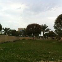 Photo taken at Prince Bin Jalawy Park by OthMaN on 12/28/2012