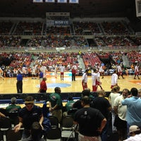 Photo taken at Roberto Clemente Coliseum by Xio R. on 7/15/2013