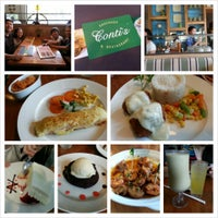 Photo taken at Conti's by John on 7/14/2013