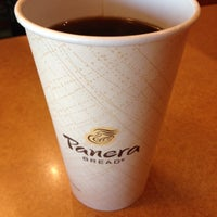 Photo taken at Panera Bread by Josh B. on 8/14/2013