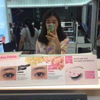 Photo taken at Etude House by Jane T. on 6/2/2016
