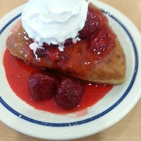 Photo taken at IHOP by Diana O. on 2/9/2013