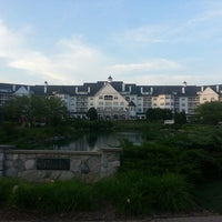 Photo taken at The Osthoff Resort by Heather M. on 7/21/2013