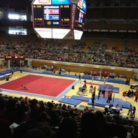 Photo taken at St. John Arena by Jennifer A. on 2/23/2013