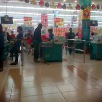 Photo taken at Carrefour by moh w. on 3/10/2013