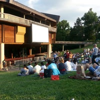 Photo taken at Wolf Trap National Park for the Performing Arts (Filene Center) by Dachelle M. on 7/11/2014