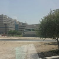 Photo taken at Qatar Science and Technology Park by ammar m. on 4/13/2014