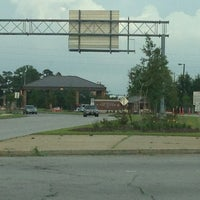 Photo taken at Fort Jackson Gate 2 (Main Gate) by Scott O. on 6/23/2013