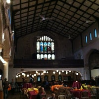 Photo taken at 2640 Space / St John's of Baltimore United Methodist Church by Amber S. on 10/28/2012