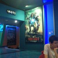 Photo taken at Roda Cineplex by Nebojša Đ. on 5/2/2013